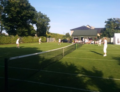 Chairman's Day, Grove Lawn Tennis Club, Dublin