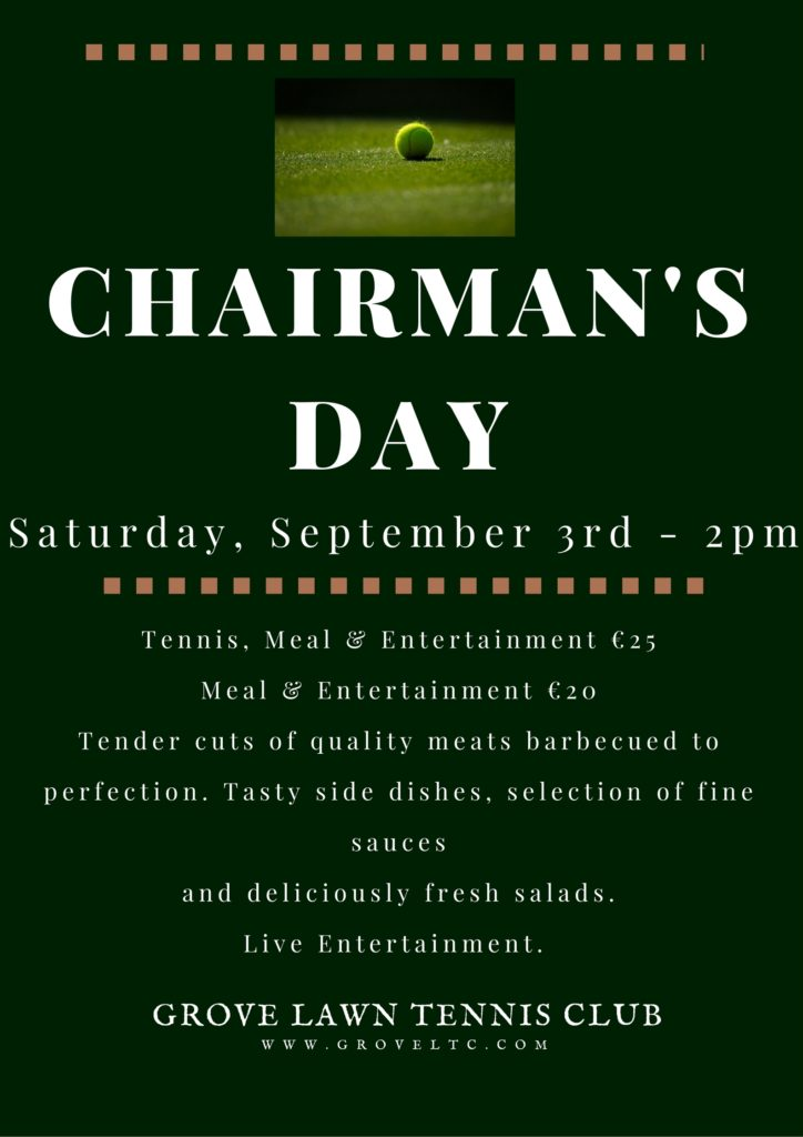 Chairman's Day 2016